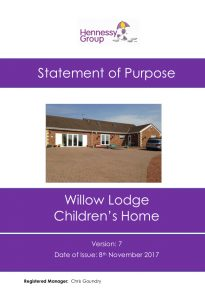 Read the Statement of Purpose
